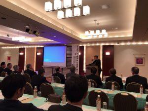 京都大学大学院教授の藤井聡先生が熱く語りました。