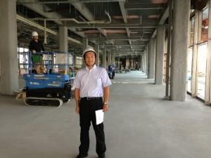 高岡駅新ステーションビル・2階商業ゾーン