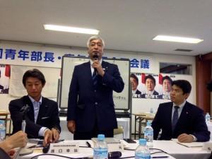 憲法改正推進本部長代理・中谷元氏の勉強会