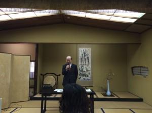 石井知事の新年度県予算に関する説明と懇親会でした。